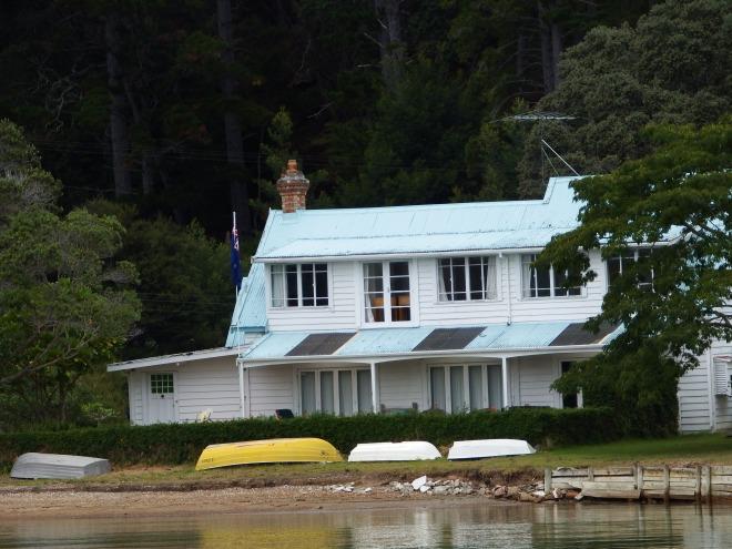 Schoolhouse Bay Kawau Island