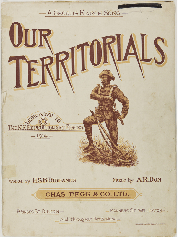 Our Territorials